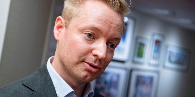 Torbjörn Tegnhammar. Johan Nilsson/TT / TT NYHETSBYRÅN