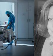 IVA/Pernilla Ehn (privat bild). TT