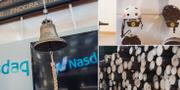 Nasdaq, Mips och skogsindustri. TT