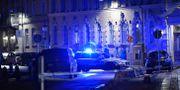 Bild från attacken i december. Björn Larsson Rosvall/TT / TT NYHETSBYRÅN
