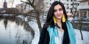 Farida al-Abani. Christine Olsson/TT / TT NYHETSBYRÅN