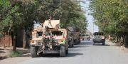 Arkivbild/Afghanska säkerhetsstyrkor.  Bashir Khan Safi / TT NYHETSBYRÅN