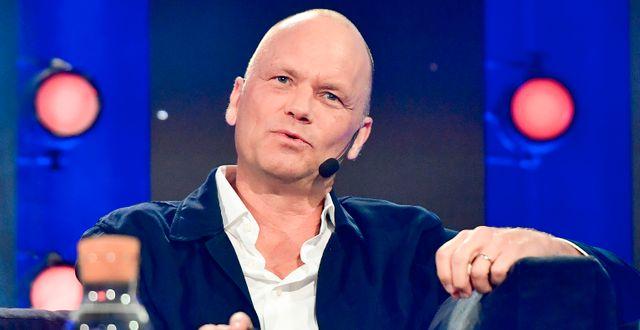 Tv4:s vd Casten Almqvist. Maja Suslin/TT / TT NYHETSBYRÅN