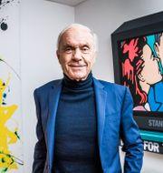 Sven-Olof Johansson, storägare och grundare av Fastpartner. Arkivbild. Lars Pehrson/SvD/TT / TT NYHETSBYRÅN