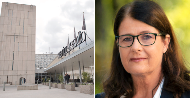 Ester Pollack. Arkivbilder. TT, Stockholms universitet