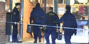 17-årige Mahmoud Alizade dog efter att han knivhöggs på sin gymnasieskola i Enskede. Claudio Bresciani/TT / TT NYHETSBYRÅN