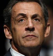 Sarkozy JEAN-FRANCOIS MONIER / AFP