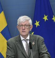 Johan Carlson, Folkhälsomyndighetens generaldirektör Pontus Lundahl/TT / TT NYHETSBYRÅN