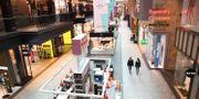 Illustrationsbild: Butiksstråk i Gallerian i Stockholm.  Fredrik Sandberg/TT / TT NYHETSBYRÅN