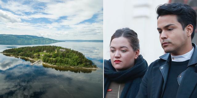 Utøya / Andrea Törnestam och Philip Botström TT
