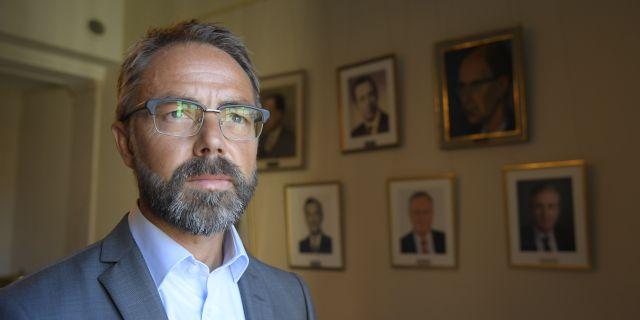 Hans Ihrman. Anders Wiklund/TT / TT NYHETSBYRÅN