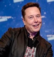 Elon Musk, arkivbild från Etsys notering.  TT