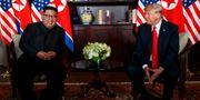 Kim Jong-Un och Donald Trump Evan Vucci / TT / NTB Scanpix