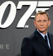 Daniel Craig.  Michael Sohn / TT NYHETSBYRÅN
