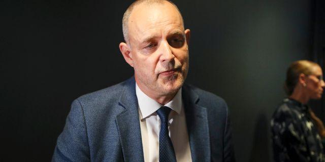 Anders Tolke. Adam Ihse/TT / TT NYHETSBYRÅN