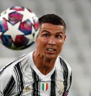 Ronaldo. Arkiv. Antonio Calanni / TT NYHETSBYRÅN