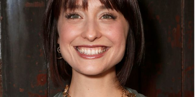 Allison Mack. Todd Williamson / TT / NTB Scanpix