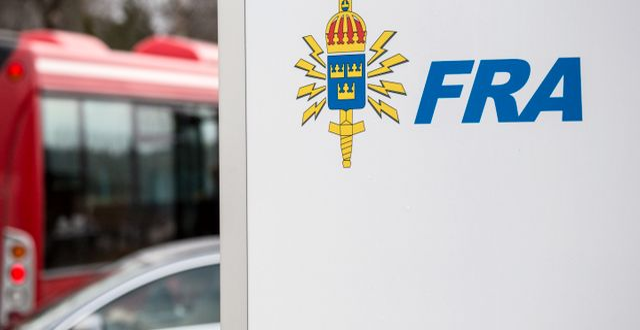 FRA, Försvarets Radioanstalt på Lovön utanför Stockholm.  Christine Olsson/TT / TT NYHETSBYRÅN