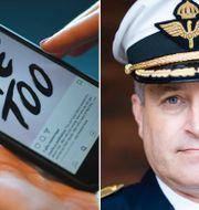 Flygvapnets högste chef Mats Helgesson riktar sig i en order till alla män och alla chefer i organisationen. TT