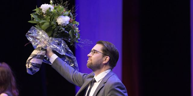 Janerik Henriksson/TT / TT NYHETSBYRÅN