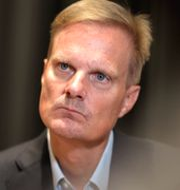 Swedbanks nya vd Jens Henriksson.  Pontus Lundahl/TT / TT NYHETSBYRÅN