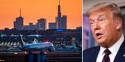 Donald Trump. Michael Probst / TT NYHETSBYRÅN