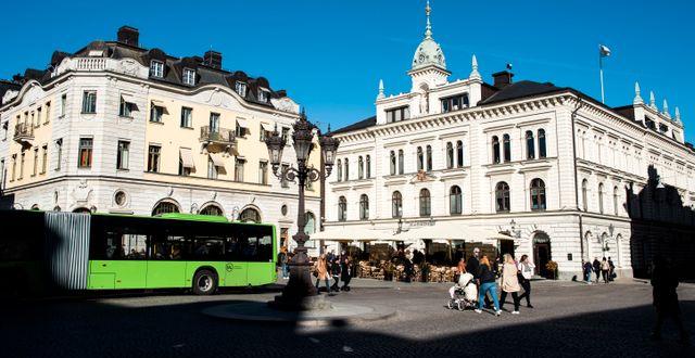 Uppsala.  Pontus Lundahl/TT / TT NYHETSBYRÅN