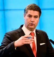 SD:s Oscar Sjöstedt Duygu Getiren Maden/TT / TT NYHETSBYRÅN