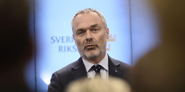 Jan Björklund.  Stina Stjernkvist/TT / TT NYHETSBYRÅN