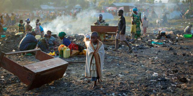 Annan vill fordubbla fn styrkan i kongo