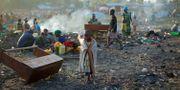 Arkivbild från ett flyktingläger i östra Kongo-Kinshasa. Jerome Delay / TT / NTB Scanpix
