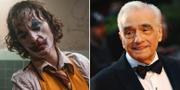 "Joaquin Phoenix i ""Joker""/Martin Scorsese TT"