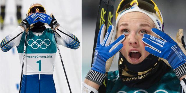 Stina Nilsson. TT