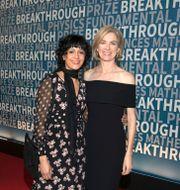 Emmanuelle Charpentier och Jennifer Doudna delar på 2020 års Nobelpris i kemi. Peter Barreras / TT NYHETSBYRÅN