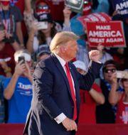 Donald Trump. Ross D. Franklin / TT NYHETSBYRÅN