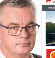 Anders Granvald, digitaliseringsdirektör Region Gotland.  Region Gotland