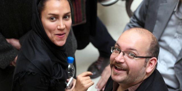 Amerikansk reporter atalad for spioneri
