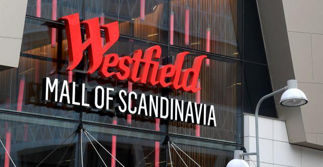 Mall of Scandinavia. Arkivbild. Janerik Henriksson/TT / TT NYHETSBYRÅN