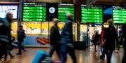 Stockholm centralstation/arkivbild.  Adam Ihse/TT / TT NYHETSBYRÅN