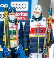Häggström och Westberg. CARL SANDIN / BILDBYRÅN