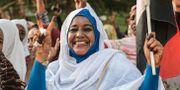 En kvinna i Sudan. AP / TT NYHETSBYRÅN/ NTB Scanpix