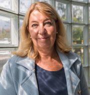Annika Creutzer.  Allis Nettréus/SvD/TT / TT NYHETSBYRÅN