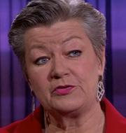 Ylva Johansson (S).  SVT/TT
