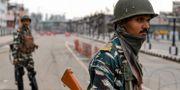Arkivbild. Soldater i Kashmir. SAJJAD  HUSSAIN / AFP