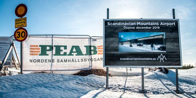 Lars Pehrson/SvD/TT / TT NYHETSBYRÅN