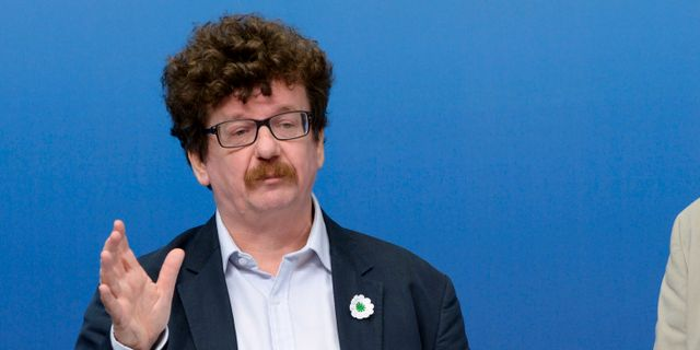 kommunstyrelsens ordförande Lars Stjernkvist (S)  BERTIL ERICSON / TT / TT NYHETSBYRÅN