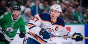 Edmonton Oilers stjärna och lagkapten Connor McDavid är en av spelarna i den specialbildade kommittén. JEROME MIRON / BILDBYRÅN