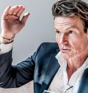 Rutger Arnhult, vd för fastighetskoncernen Klövern. Tomas Oneborg/SvD/TT / TT NYHETSBYRÅN