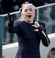 Lady Gaga/Arkivbild Greg Nash / TT NYHETSBYRÅN