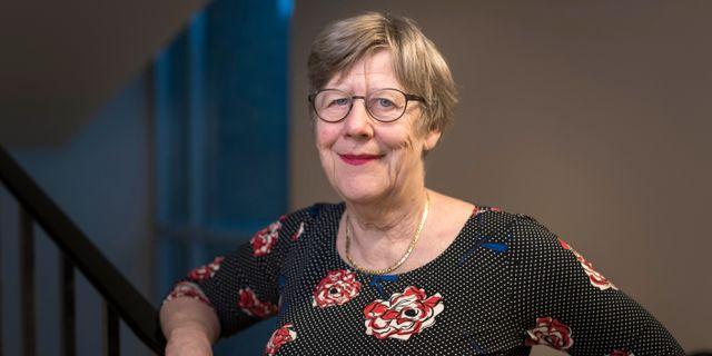 Agnes Wold. Thomas Johansson/TT / TT NYHETSBYRÅN